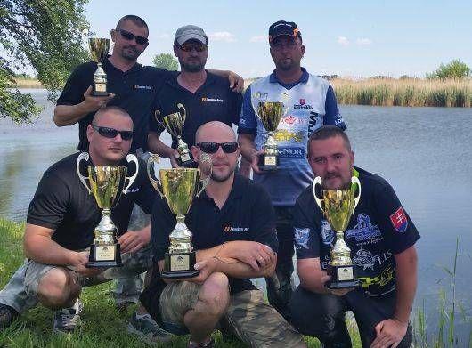 SPORTS Tandem Baits Cup 2017: Recept na úspešný lov kapra