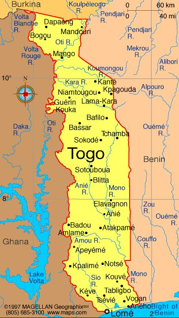 60 best Togo. The