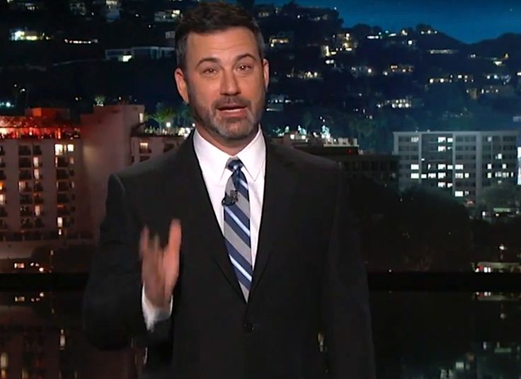 Jimmy Kimmel Spots Something Intriguing About Melania Trump's Twitter Account | HuffPost