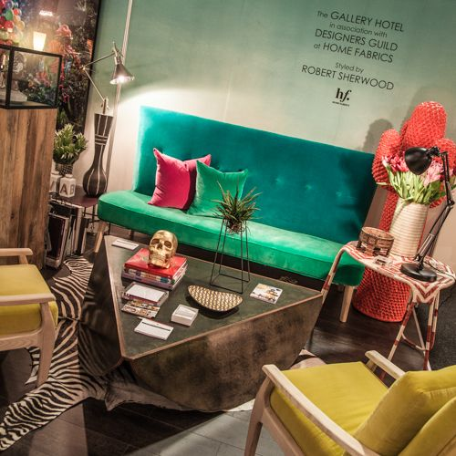 Decorex the event of the week end that's not to be missed!