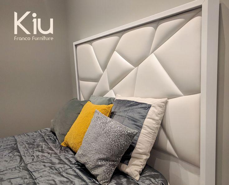 Cabeceros Kiu. Cabezales de cama para dormitorio con identidad propia.