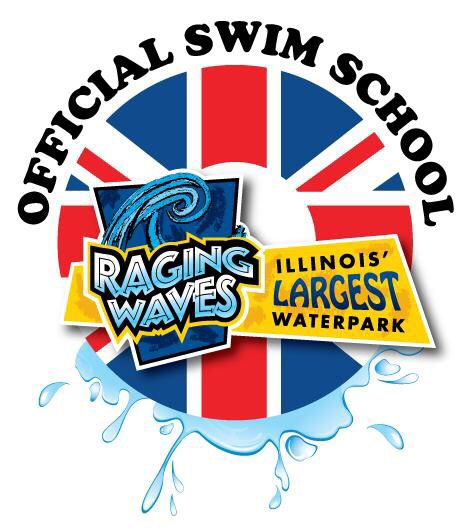 British Swim School is the official swim school for Raging Waves, Illinois largest water park!