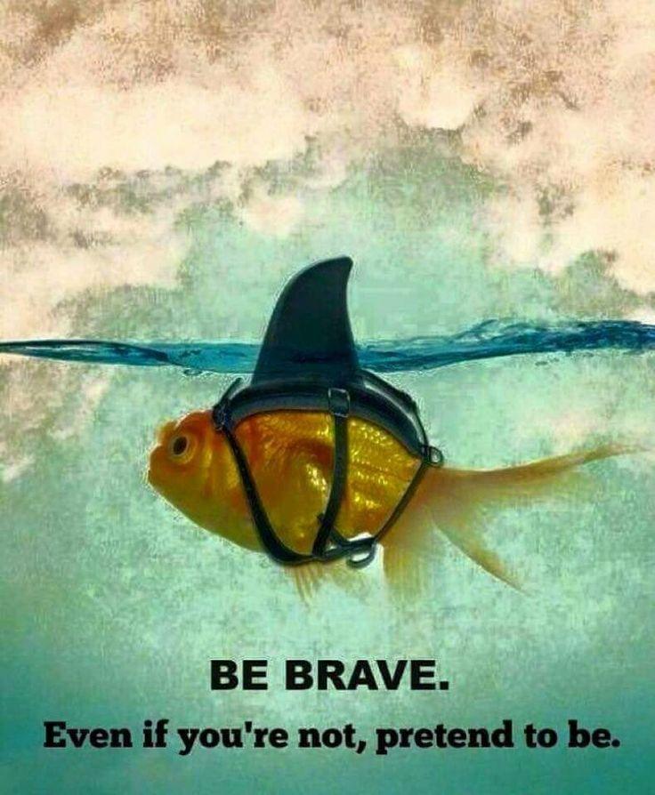 Be #brave