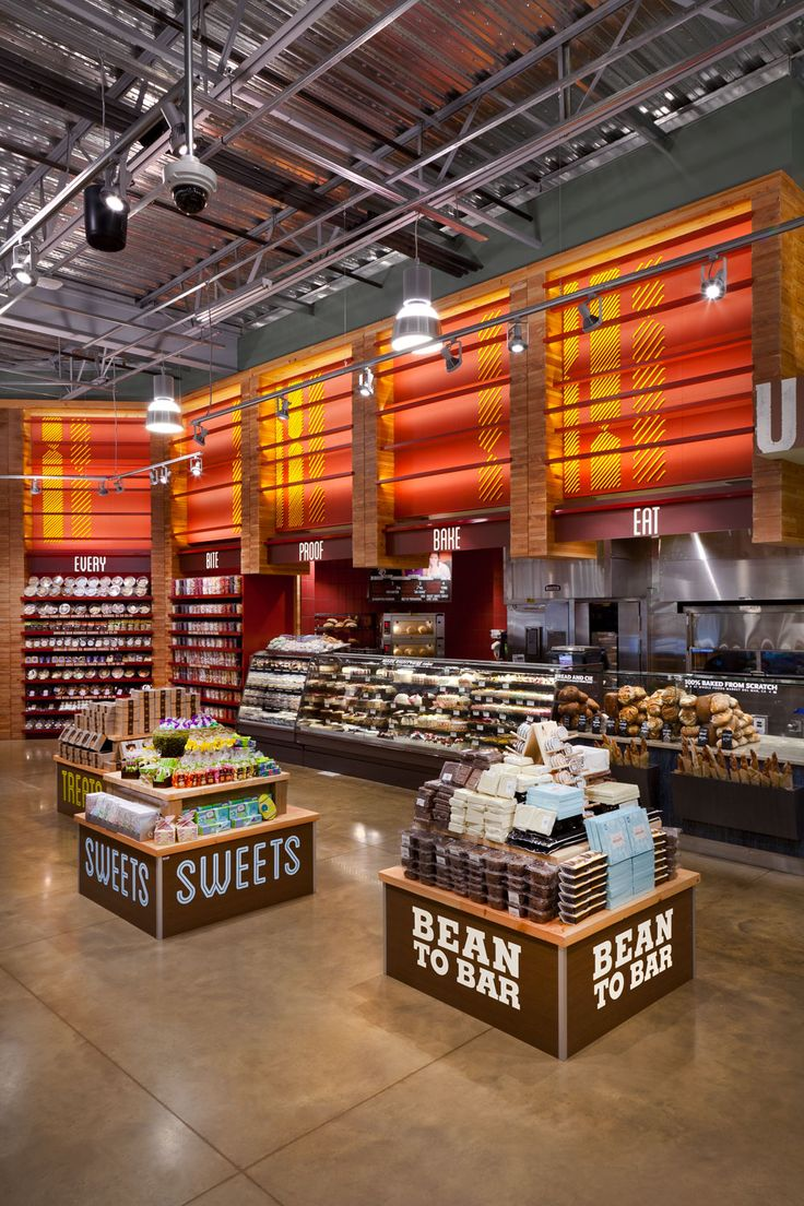 Best 25+ Supermarket Design Ideas That You Will Like On Pinterest | Grocery  Store, Retail Design And Produce Displays