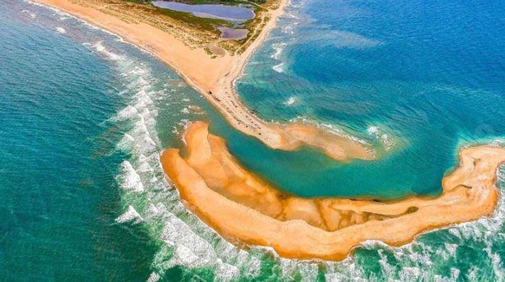 Новый остров Бермудского треугольника опасный для посещения
