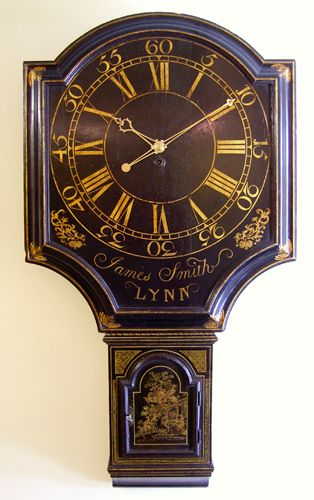 James Smith - Lynn | Tavernicus The Source for Tavern, Act of Parliament and English Dial Clocks