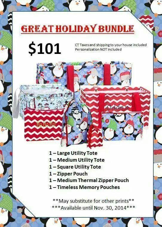 Thirty One Gifts November 2014 customer special Www.mythirtyone.com/TiffanyHarvell