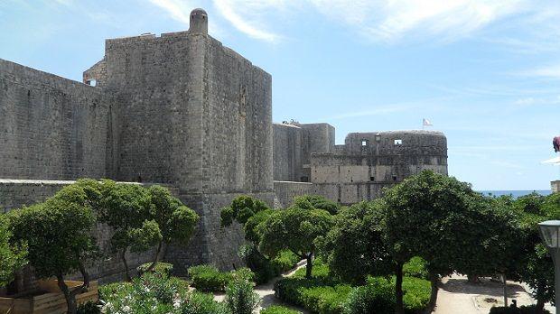 Historical Dubrovnik.
