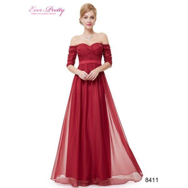 červené šaty s rukávky - Hledat Googlem