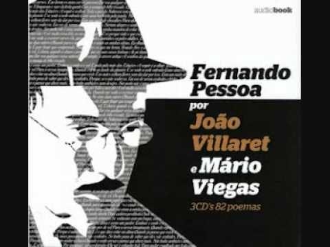 Álvaro de Campos por João Villaret - Cruzou por mim, veio ter comigo, numa rua da Baixa