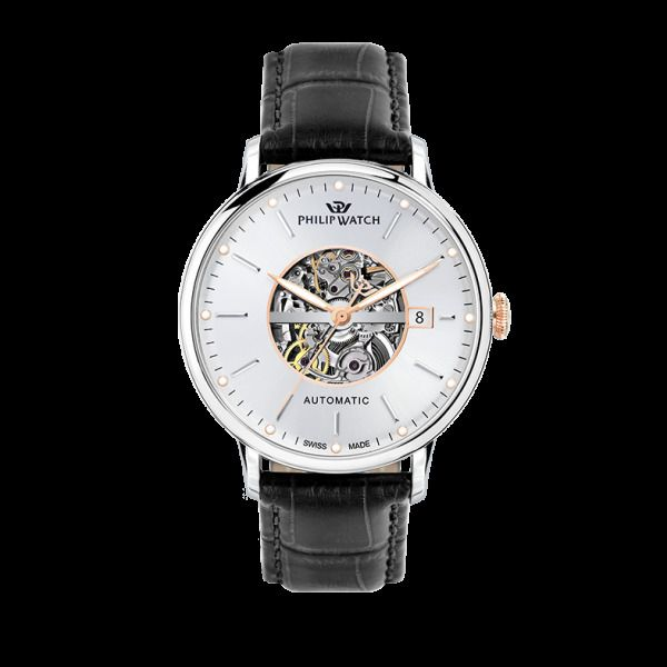 Philip WATCH AUTOMATIC WINDING MECHANISM TRUMAN - R8221595001 COD. R8221595001 #PhilippeWatch #Luxury