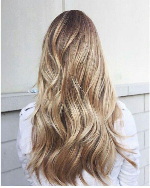 best balayage, highlights hair. more like this on amandamajor.com