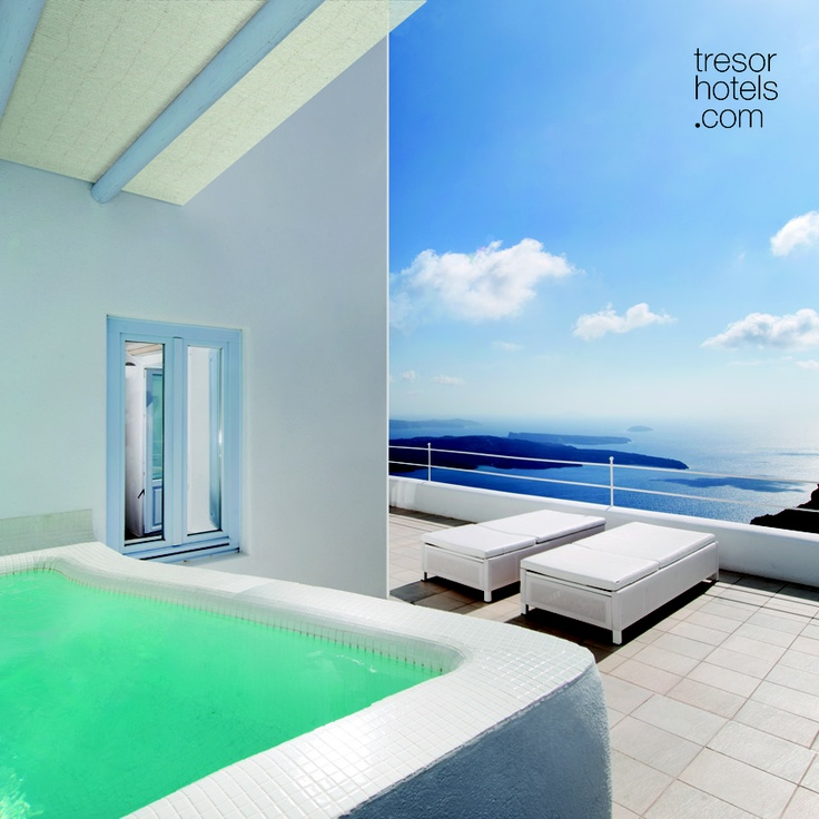 Trésor Hotels and Resorts_Luxury Boutique Hotels_#Greece_ According to #Tripadvisor you have just selected to stay at one of the top 25 hotels in the world. #Astra Suites is famous for the services it provides to its guests in the same voting. Located upon the impressive cliffs of the #Caldera #Santorini it resembles to a heavenly place all dressed in white.