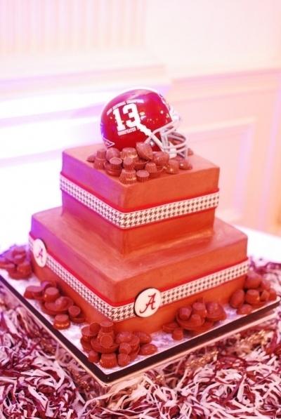 Alabama groom's cake                                                       …