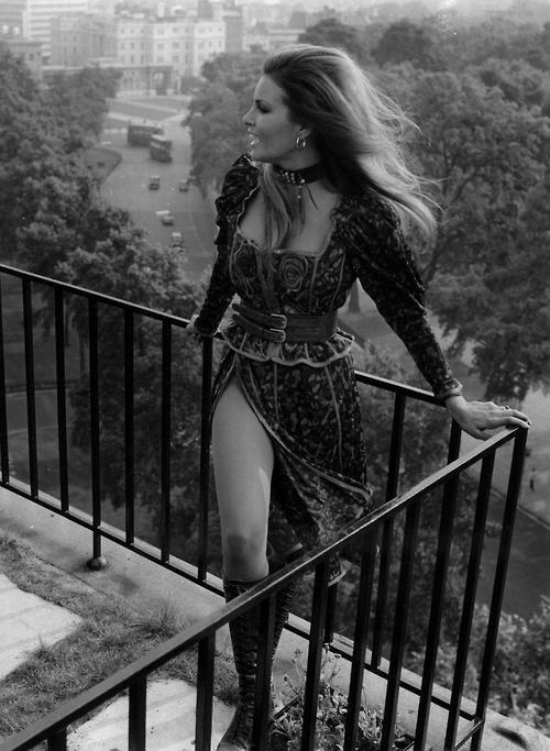 Raquel Welch, 1970s.