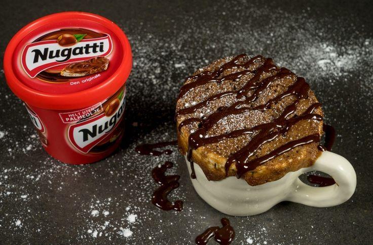 Godtesyk? Denne kaken slenger du sammen på fem minutter.