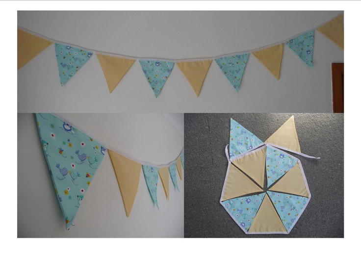 Birds and Owl Buntings 9 Flags $20.00
