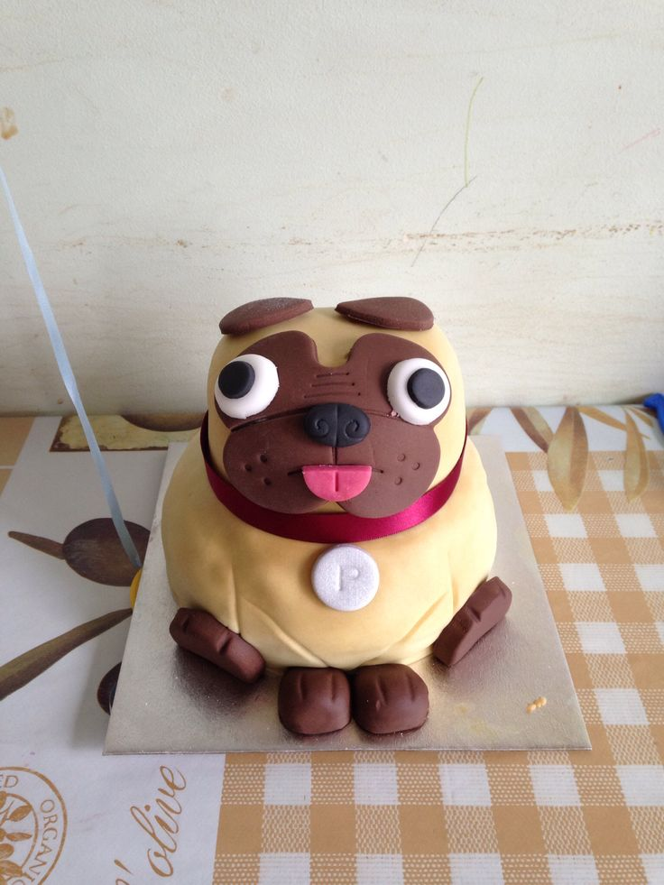 Asda Photo Cake Decorations : Pug Gifts Asda   Gift Ftempo