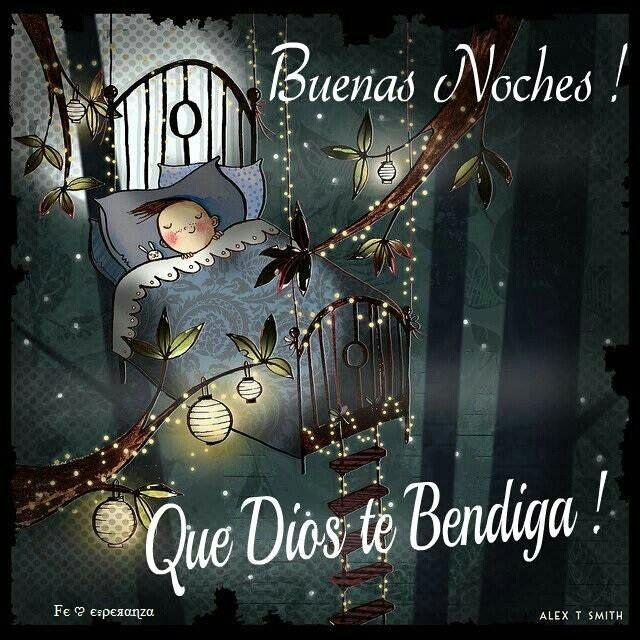Buenas Noches. ★