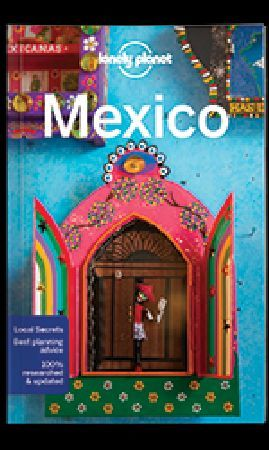 Lonely Planet Mexico travel guide - Central Pacific Coast Palm-fringed beaches, chili-spiced cuisine