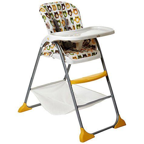 Buy Joie Mimzy Snacker Highchair, Owl Online at johnlewis.com £49.95 Good reviews