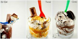 Crème Glacée avec seulement 2 ingrédients,pas de sorbetière et déclinable selon vôtre goût!!!! - J'amène Le Dessert
