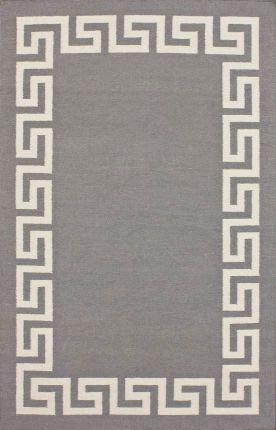 Rugs USA Tuscan Monticello Flatwoven Grey Rug