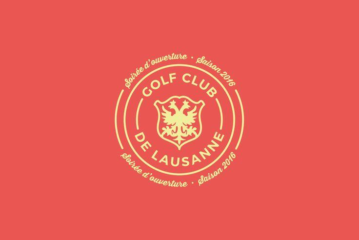 Logo Collection - Golf Club Lausanne