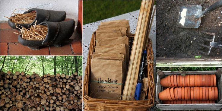 10 STEP TIL ØKOLOGI I DIN HAVE - eco-garden 10 steps