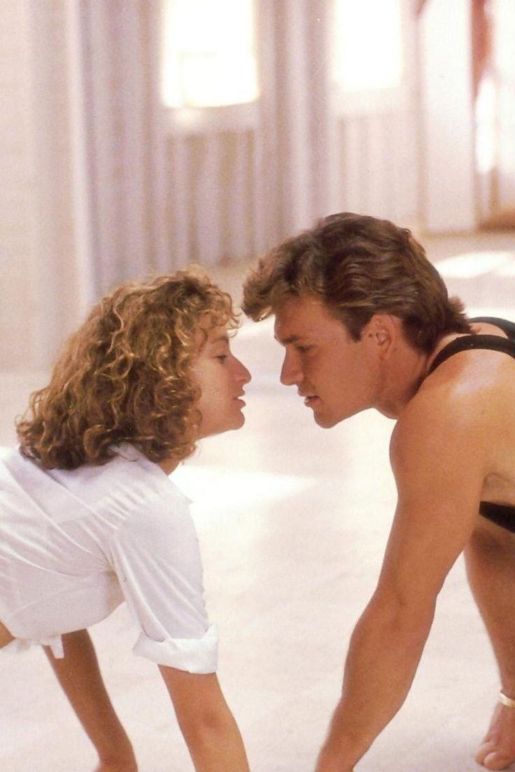 Dirty Dancing: Eyeshadow palette for the anniversary