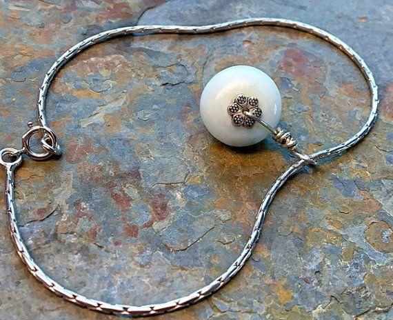 Natural genuine #blue  #larimar #bracelet.925 #Sterling #silver #boho #jewelry #bohemian #jewellery #woman #bracelets by Emmalishop