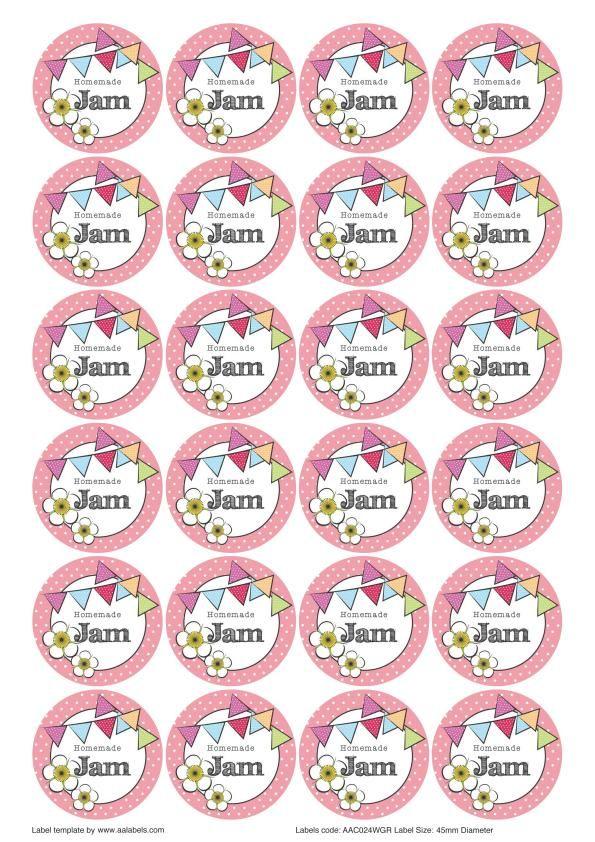 Famous 31 best Jar Labels images on Pinterest | Jar labels, Label  WI95