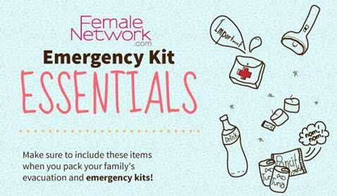 Your 12 Emergency Kit Must-Haves