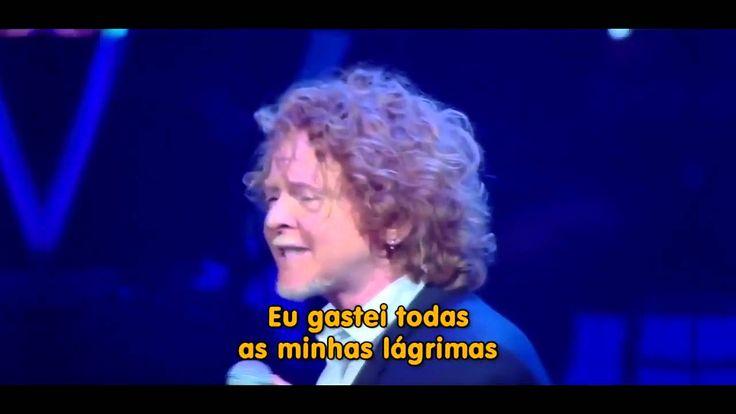 Simply Red - Holding Back The Years - Ao Vivo HD TRADUÇÃO