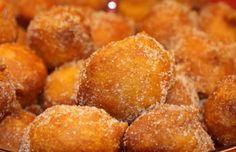 How to make Portuguese fried pumpkin dreams (sonhos de abobora).