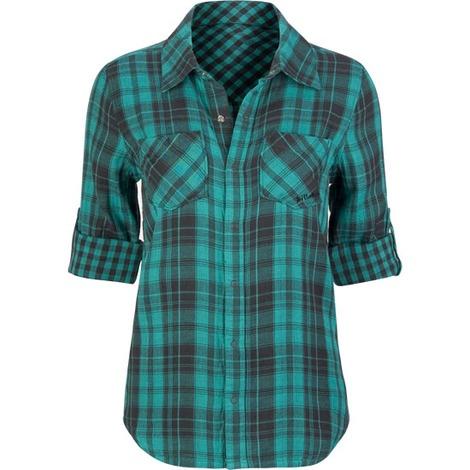 Billabong Reuve Women's Flannel Shirt