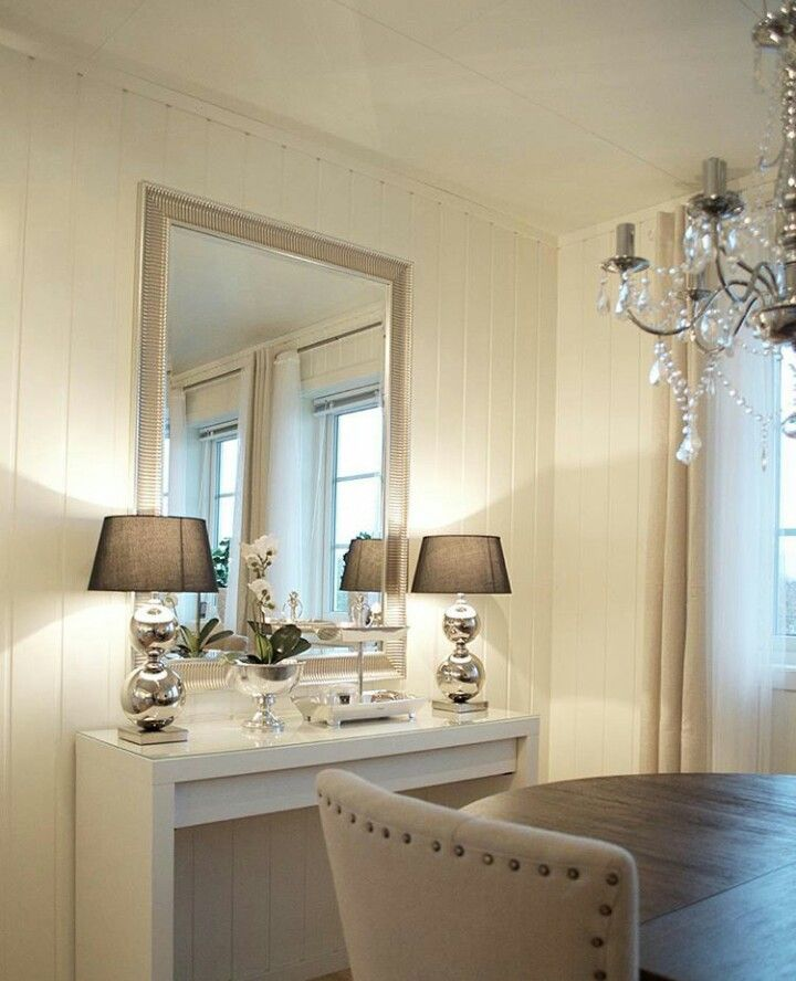 1000+ Ideas About Mirror Desk On Pinterest