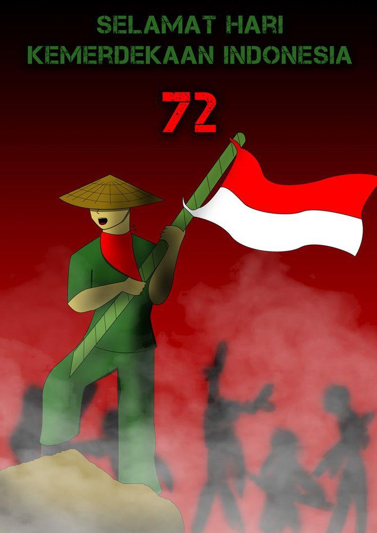 Assalamuallaikum,wr Saya mengucapkan Selamat Hari Kemerdekaan Indonesia ke-72 , Kita sudah merdeka karena jasa-jasa para pahlawan kita yang telah menyelamatkan Indonesia, semoga Indonesia ini...