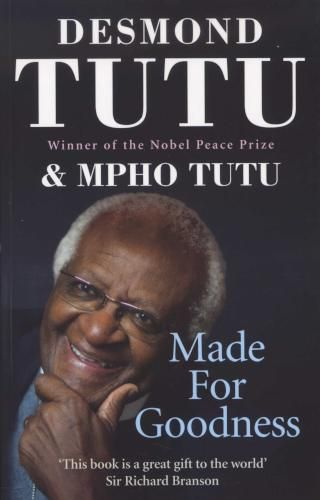 "In ""Made for Goodness"", Archbishop Desmond Tutu explains that, though we sometimes act out of depravity and despair, we do know in our heart of hearts that we are not as we were meant to be, and were created to be so much more."