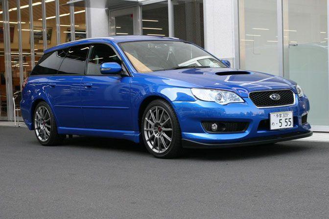 What car should I buy? Subaru Legacy Wagon