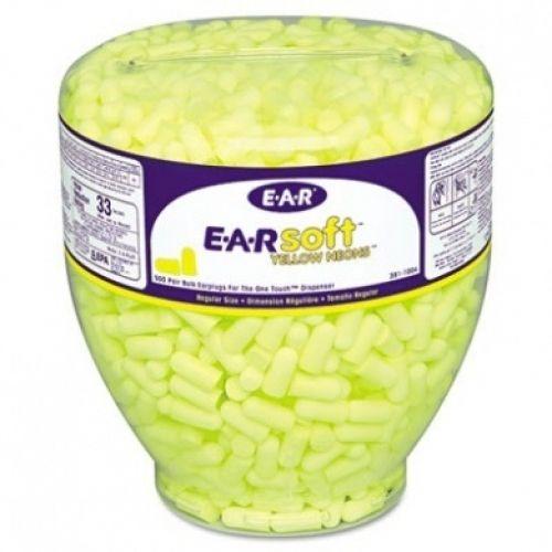 E.A.R. Neon Plugs Refill (500 Pair)