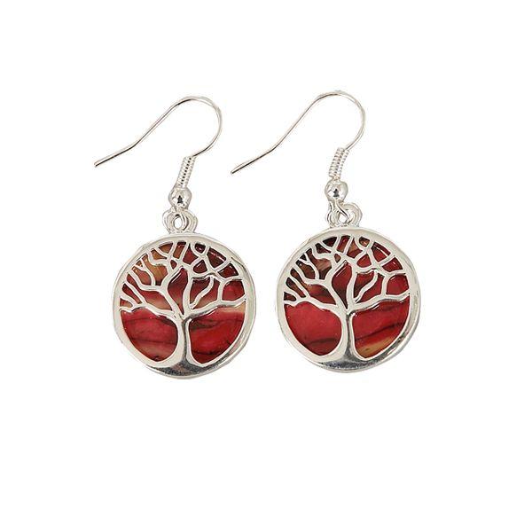 Image of Tree Of Life Earrings