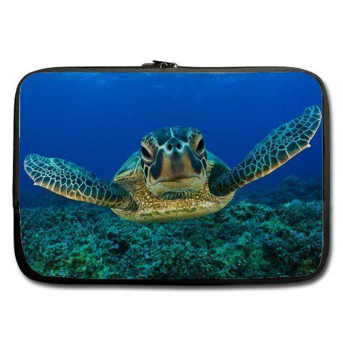 "Unidesign Sea Turtle 13"" 13.3"" Inch Laptop Sleeve Bag for Apple Macbook pro, air, Dell Inspiron, Vostro, Samsung, ASUS UL30, Toshiba Notebook Mattitu http://www.amazon.com/dp/B00I0K8WDY/ref=cm_sw_r_pi_dp_fiP1tb03HFAHMY9Y"