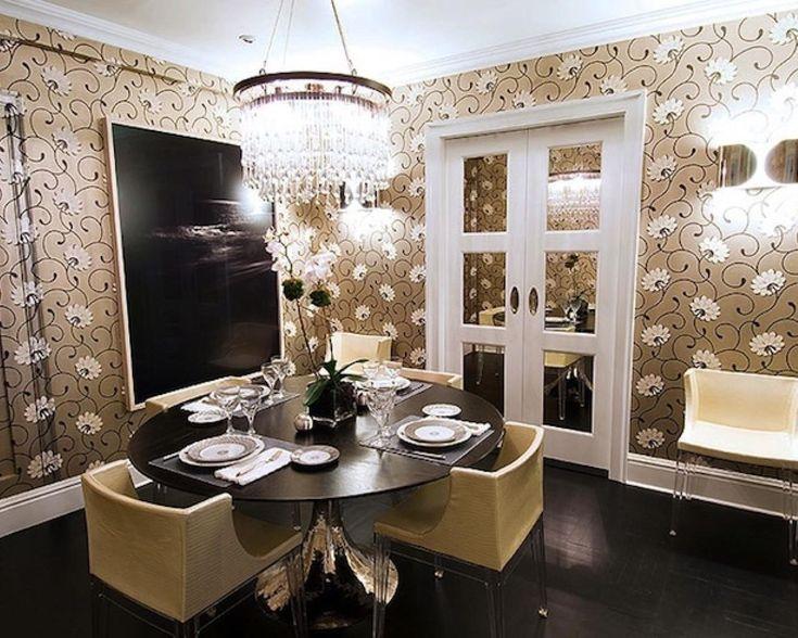 Black gold and cream living room ideas living room paint - Black and cream living room decor ...