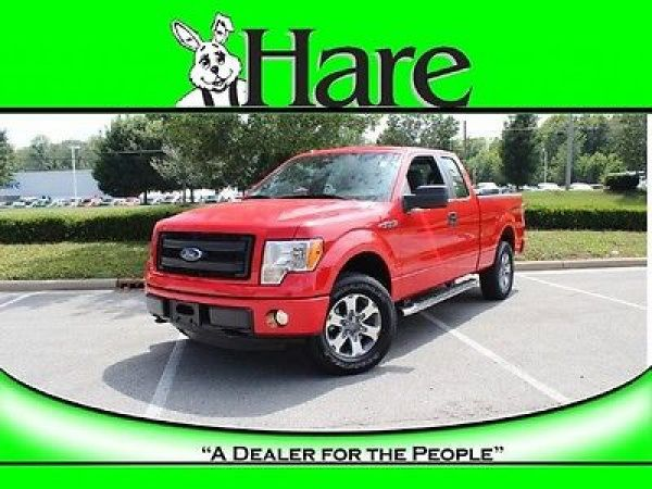 Ford : F-150 STX 2013 FORD F150 STX RACE RED 4X4 EXTENDED CAB A/T A/C ONE OWNER VERY NICE - http://www.legendaryfind.com/carsforsale/ford-f-150-stx-2013-ford-f150-stx-race-red-4x4-extended-cab-at-ac-one-owner-very-nice/