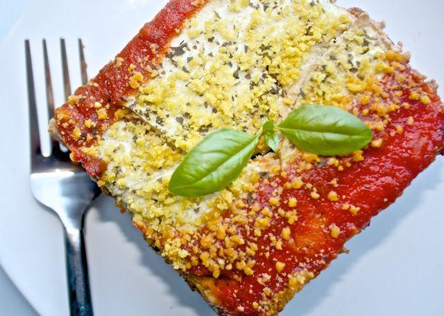 Helyn's Healthy Kitchen: Vegan No-Noodles Lasagna