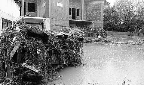 Ποιες περιοχές κινδυνεύουν από πλημμύρες