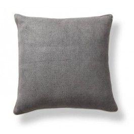 Modern Throw Pillow | Accent Pillow | Silver Nest