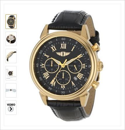 17 best images about best watch brands for men best deal on invicta men s invicta i gold plated stainless steel watch black leather band discover this and many other bargains in crazy by deals