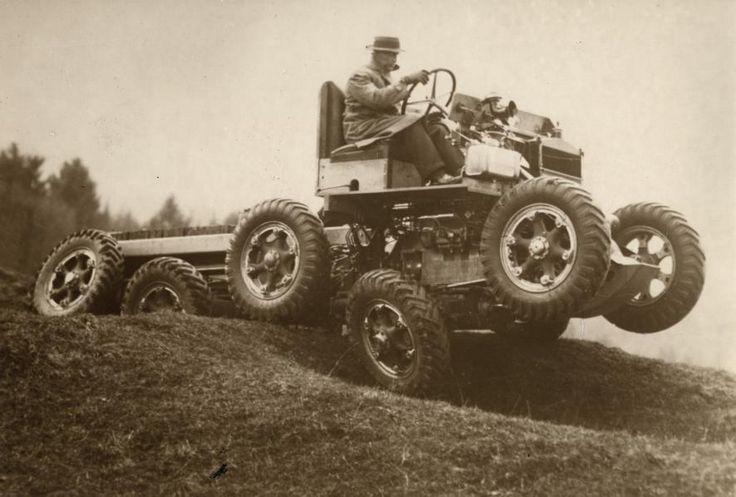 Terreinwagen/All terrain car